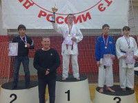 Чемпионами и призерами Первенства России стали