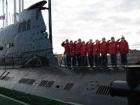 экскурсия в город Балтийск на базу военно-морского флота